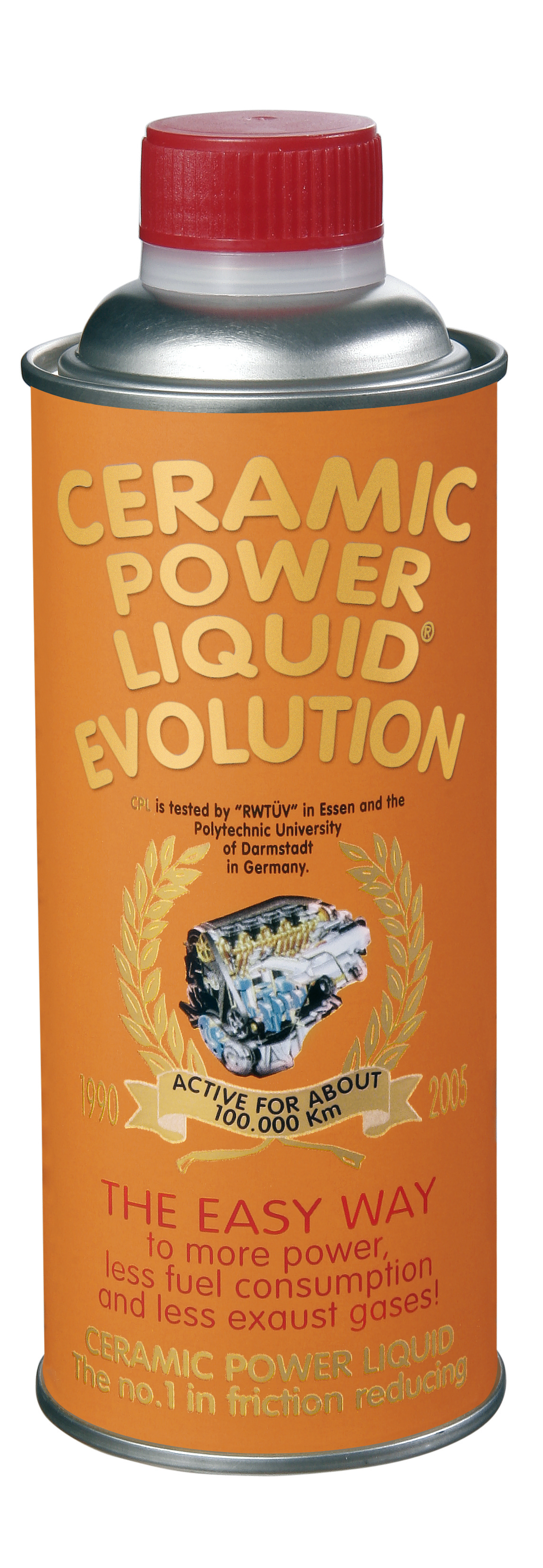 31--30M CERAMIC POWER LIQUID EVOLUTION AUTO  FINO A 1000cc 200ml