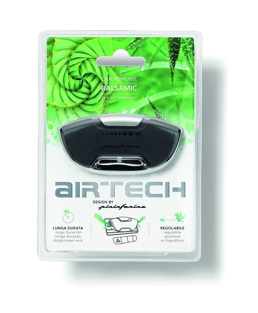 AIRTECH NEW BY PININFARINA DESIGN PROFUMO BALSAMIC NEW DESIGN AREXONS