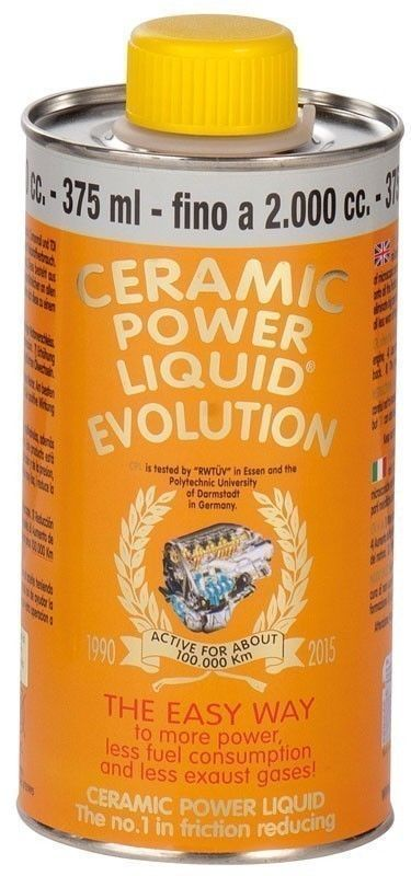 CERAMIC POWER LIQUID EVOLUTION AUTO A BENZINA O GASOLIO FINO A 2000cc 375ml