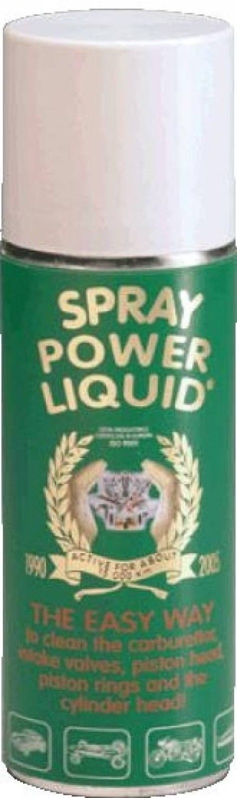 Spray Power Liquid 200ML PER MOTORI FINO A 2500cc