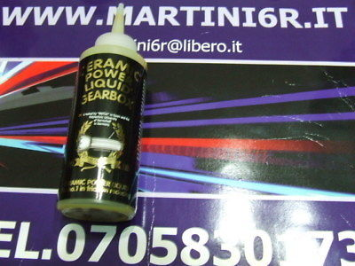 003 CERAMIC POWER LIQUID CAMBIO E DIFF. AUTO MANUALI 100ml PER 3 KG DI OLIO
