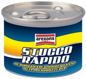 AREXONS STUCCO RAPIDO barattolo 200 gr con induritore