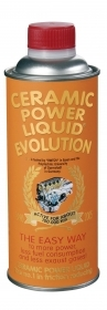 CERAMIC POWER LIQUID EVOLUTION AUTO A BENZINA O GASOLIO FINO A 1500cc 300ml