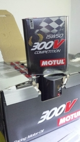 MOTUL 300V COMPETITION 15W50 1