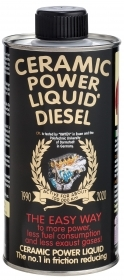020 CERAMIC POWER LIQUID DIESEL PER AUTO A GASOLIO  FINO A 2500cc 450ml