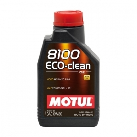 MOTUL 8100 Eco-clean 0W30 risp