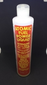 ATOMIC POWER LIQUID 250ML FINO A 500L DI POTENZA