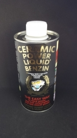 CERAMIC POWER LIQUID BENZIN PER AUTO A BENZINA FINO A 2500cc 500ml