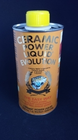 CERAMIC POWER LIQUID EVOLUTION AUTO A BENZINA O GASOLIO FINO A 2500cc 500ml