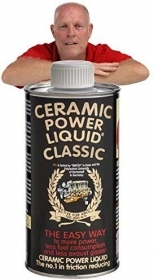 CERAMIC POWER LIQUID Classic 300 ML per Motori Fino a 1.500 CC.
