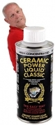 CERAMIC POWER LIQUID Classic CONCENTRATO 200 ML per Motori Fino a 2.000 CC