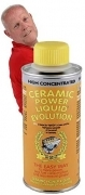 CERAMIC POWER LIQUID Evolution CONCENTRATO 300 ML per Motori Fino a 3.000 CC