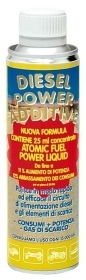31--46M Diesel Power Additive 250ML PER CIRCA 30/50 LITRI DI CARBURANTE