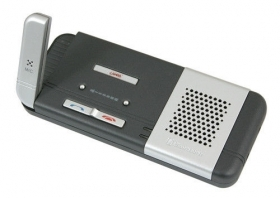 Speakerphone, kit vivavoce portatile Bluetooth CARATTERISTICHE : Conversazione: