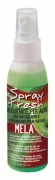Spray Fresh - 60 ml - Mela  Il profumo ideale per veicoli e ambienti.L   alta co
