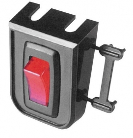 Interruttore illuminato - 12V