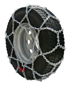 Catene da neve Cargo-Plus Professional - 29.5 Battistrada a rombo in acciaio spe