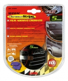 Maniac-Chrome Stripe - 10 m -