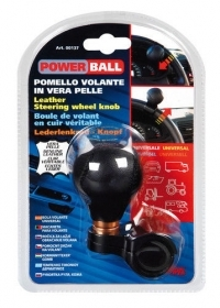 Power-Ball, pomello volante Po