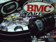 FILTRO ARIA SPORTIVO BMC AIR FILTERS CDA Recommended for very big engines