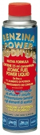31--47 Benzina Power Additive 250ML TRATTAMENTO PER CIRCA 30/50 LITRI