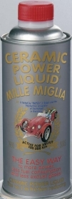CERAMIC POWER LIQUID MILLE MIGLIA AUTO A BENZINA O GASOLIO FINO A 2000cc 375ml