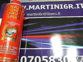 CERAMIC POWER LIQUID SPORT PER AUTO BENZINA E DIESEL FINO A 3000cc 450ml